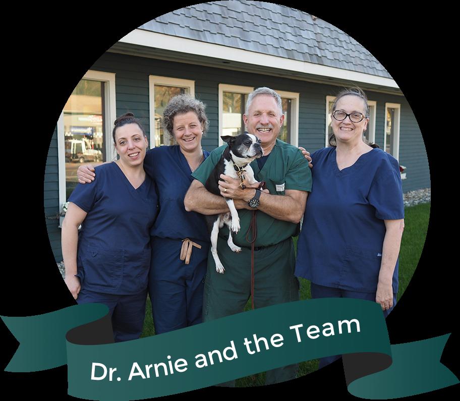 Canton Animal Hospital team